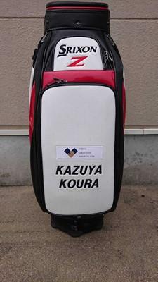 男子プロゴルファー小浦和也選手とのスポンサー契約のお知らせ